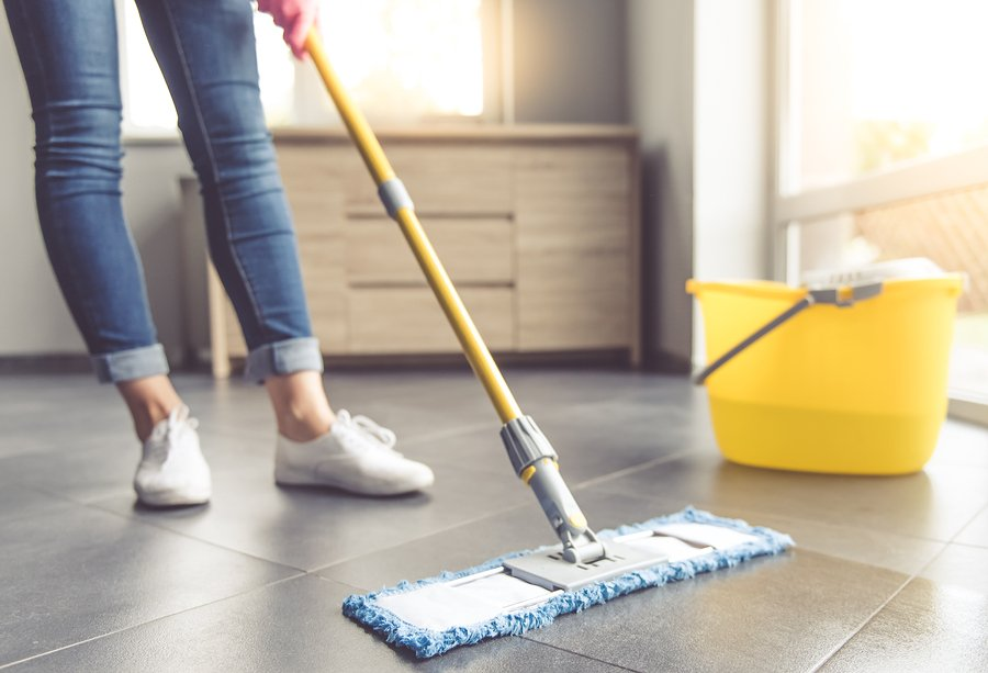 Floor and property cleaning services